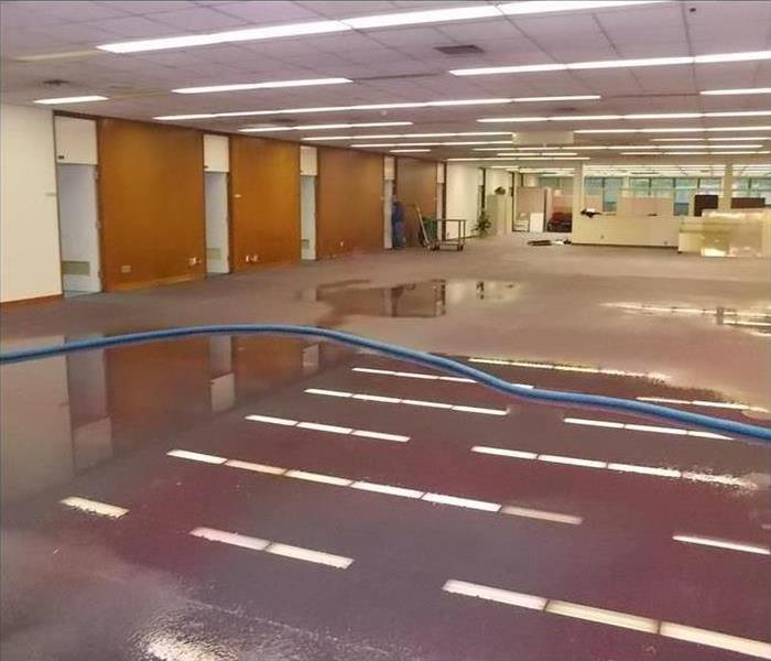 Buffalo Grove Meeting Center Flooded Before