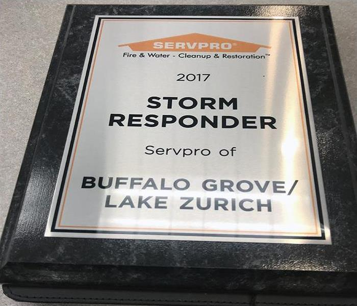 Award For Response To Hurricane Irma