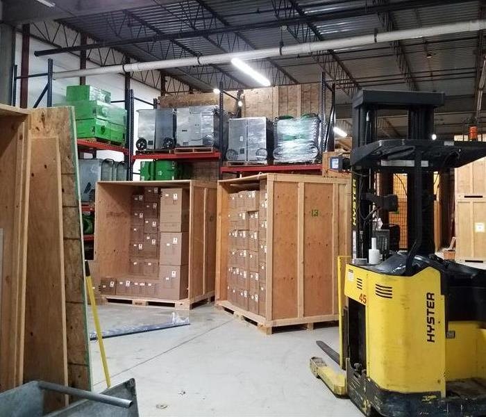 SERVPRO Warehouse
