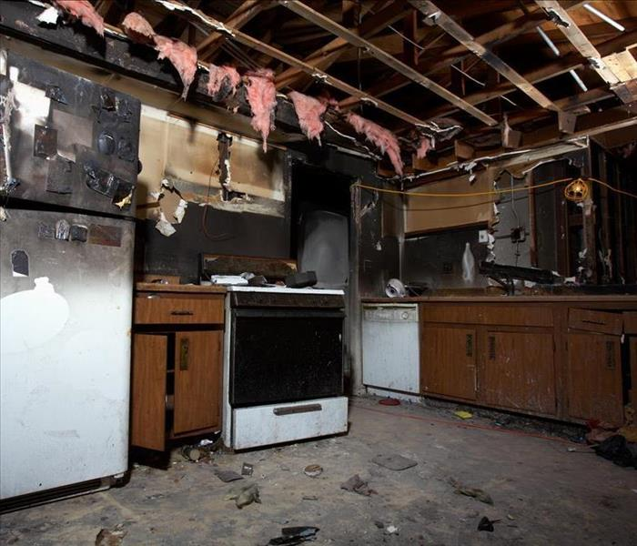 Fire Damage Lake Zurich Property Owners Rely Upon SERVPRO for Fire Damage Cleanup and Restoration Services