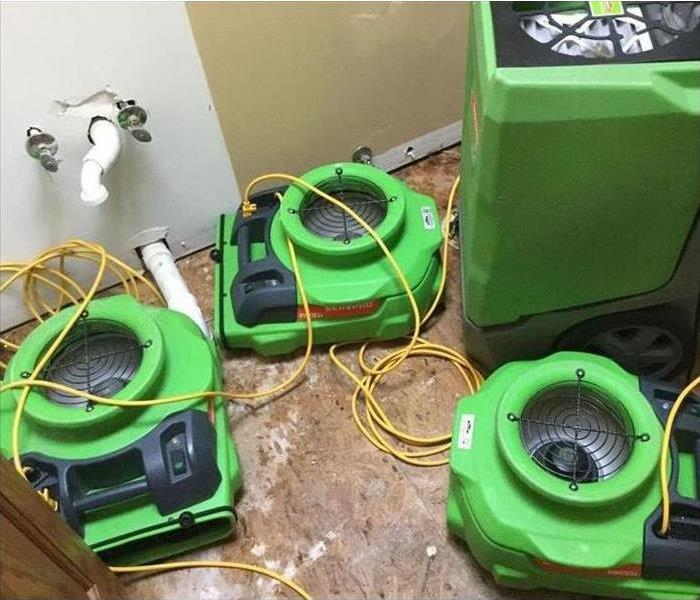 Why SERVPRO Lake Zurich Water Damage Recovery