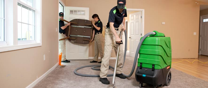 Buffalo Grove, IL residential restoration cleaning